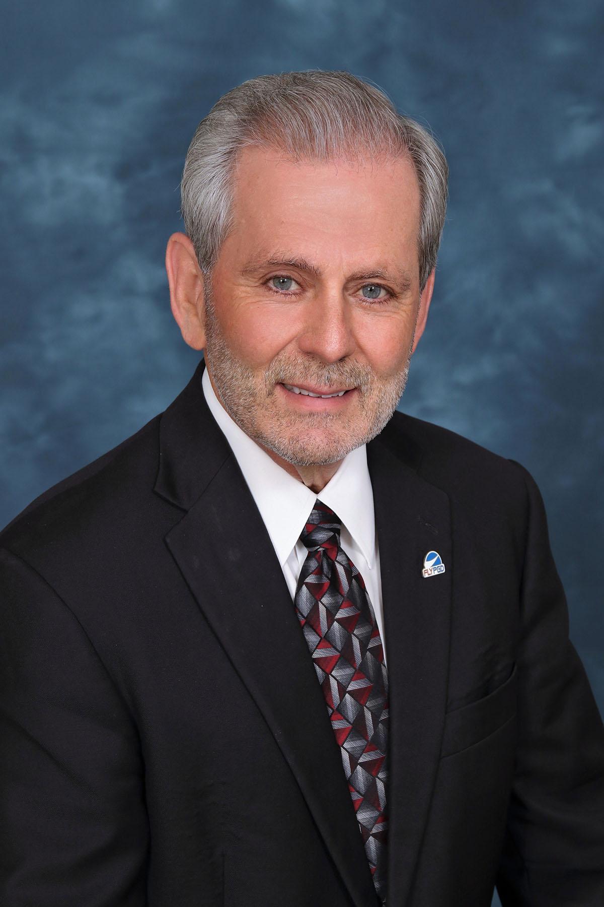 Commissioner James Herston